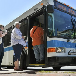 The Metro bus service has partnered with the South Portland Bus Service and Casco Bay Lines ferries on a new GPS tracking system.