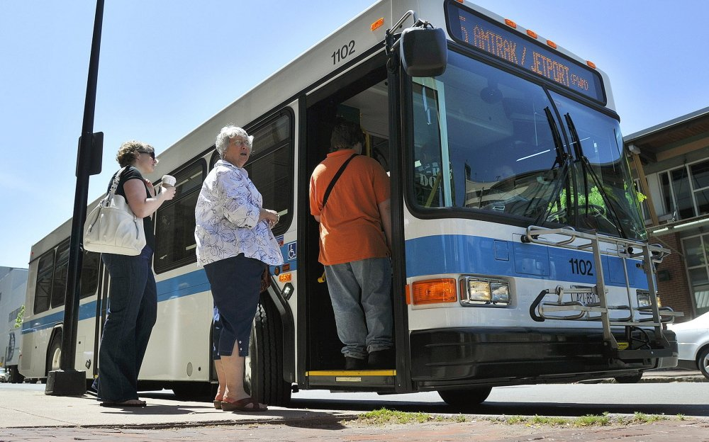 Though South Portland bus service has rejected a proposal to merge with the Metro bus service, they remain partners with Casco Bay Lines in a GPS tracking system for riders.