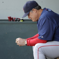 Boston Manager John Farrell must be pondering ways to reinvigorate his hitters. The Red Sox have a potent lineup, but are hitting just .203 with runners in scoring position.