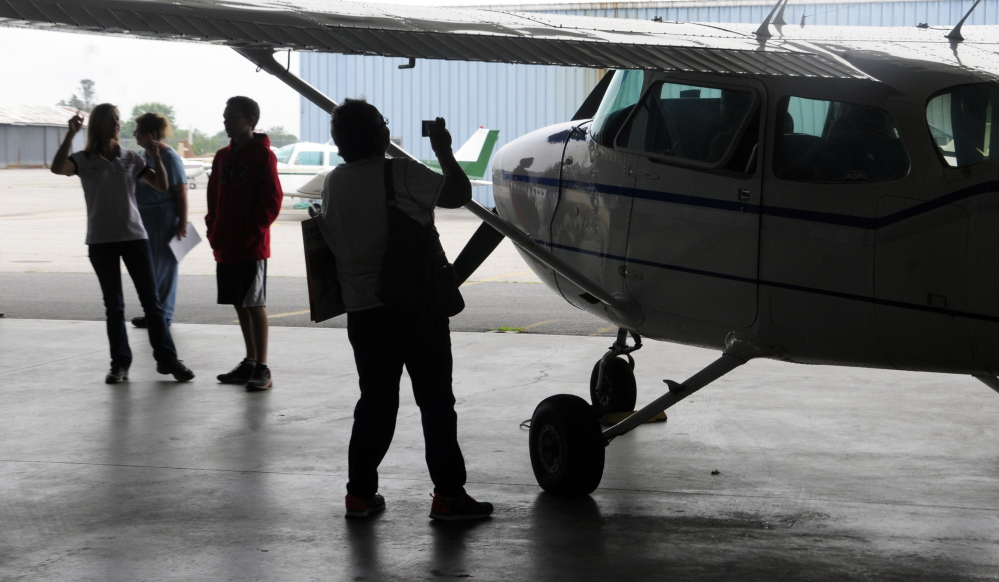 Maine Instrument Flight could get a tax break to build a new $650,000 hangar.