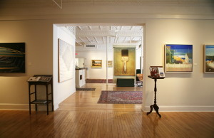 Dowling Walsh Gallery in Rockland.