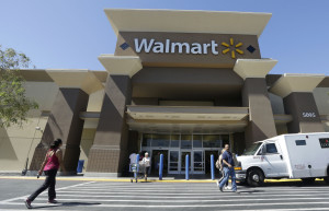 Wal-Mart, the nation's largest food retailer, is urging its thousands of U.S. suppliers to curb the use of antibiotics in farm animals and improve treatment of them.