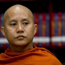 Ashin Wirathu, 46, may bear as much responsibility as any other individual for the desperate flight of Muslims from Myanmar aboard overcrowded fishing boats bound for Thailand and Malaysia.