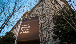 Thieves used an online service provided by the IRS to gain access to information from more than 100,000 taxpayers, the agency said Tuesday. The information included tax returns and other tax information on file with the IRS.