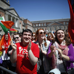 Ireland voted resoundingly in favor of same-sex marriage last week after a door-to-door campaign that made voters aware that their gay, lesbian and bisexual neighbors wanted nothing more or less than the same rights everyone else already had.
