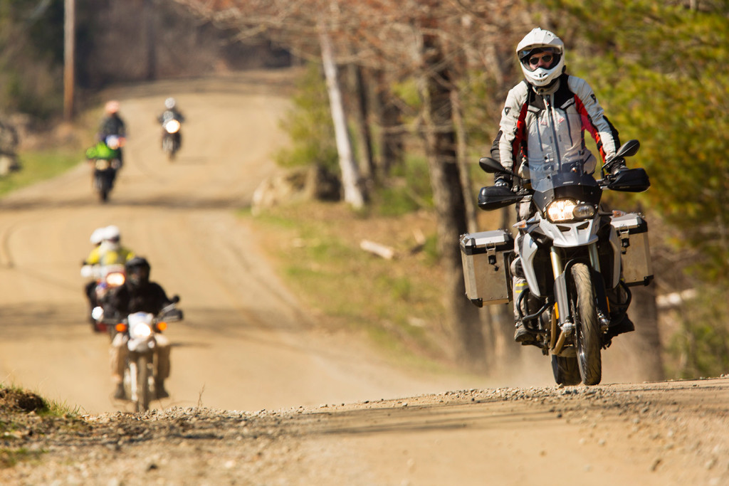 An emerging dirt bike sport looks to win favors the for Bike rides in maine