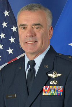 Brig. Gen. Gerard Bolduc, who has been serving as acting adjutant general since March 24. Maine National Guard photo