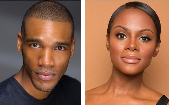 Parkers Sawyer has been cast in the role of Barack and Tika Sumpter will play Michelle.