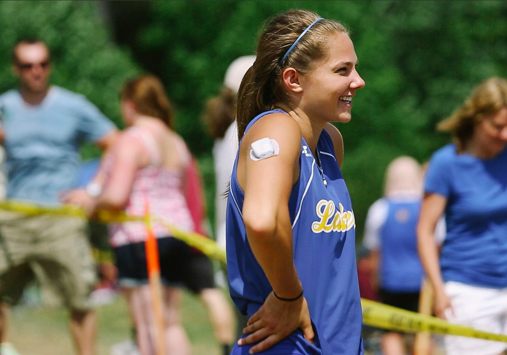 Kate Hall Is One Of Maine S Best High School Athletes