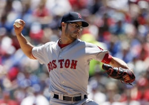 With his win Saturday, Joe Kelly finished the month of August 6-0, becoming just the fourth Red Sox pitcher to win six starts in one month in the last 35 years. The Associated Press