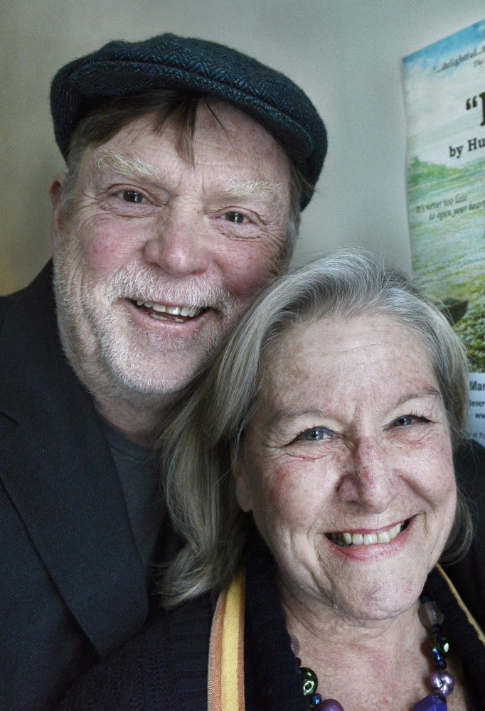 Tony Reilly lost his wife and creative partner, Susan Reilly, in a crash on the Massachusetts Turnpike on Dec. 23.