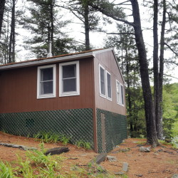 A raffle to stay at the city of Augusta's camp on Three Cornered Pond is being held to raise funds for Bicentennial Nature Park. A maximum of 200 tickets will be sold at $25 for two chances to win one of the six-night stays at the furnished camp. Drawing will be June 8.