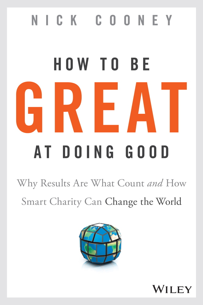 """""""How to Be Great at Doing Good"""""""