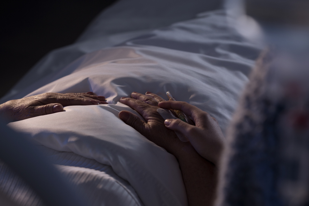 A proposal to make physician-assisted suicide legal in Maine establishes a multi-step process that includes waiting periods, written and oral requests and other safeguards against coercion and abuse.