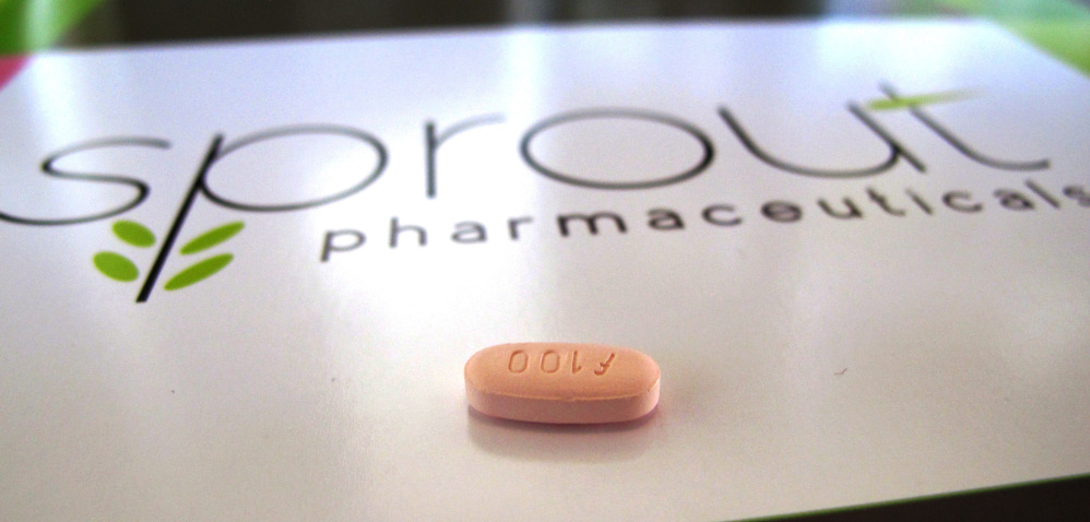 Flibanserin is intended to boost a woman's sex drive, but side effects can include fatigue, low blood pressure and fainting. An official FDA decision is expected in August.