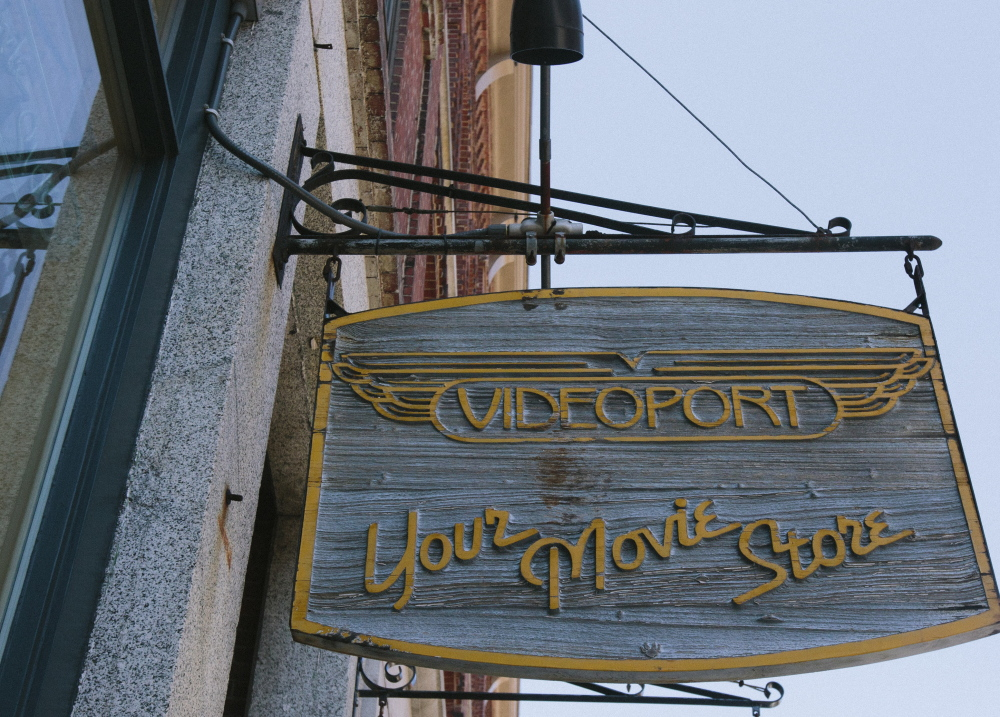 Videoport has rented its movie collection, ranging from Hollywood blockbusters to obscure titles, since the store opened in the basement at 151 Middle St. in Portland in 1990.