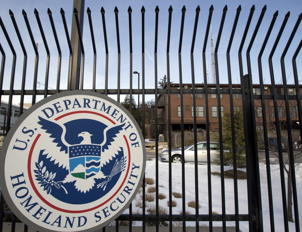 The Department of Homeland Security said on Thursday that Office of Personnel Management data and Interior Department data were hacked.