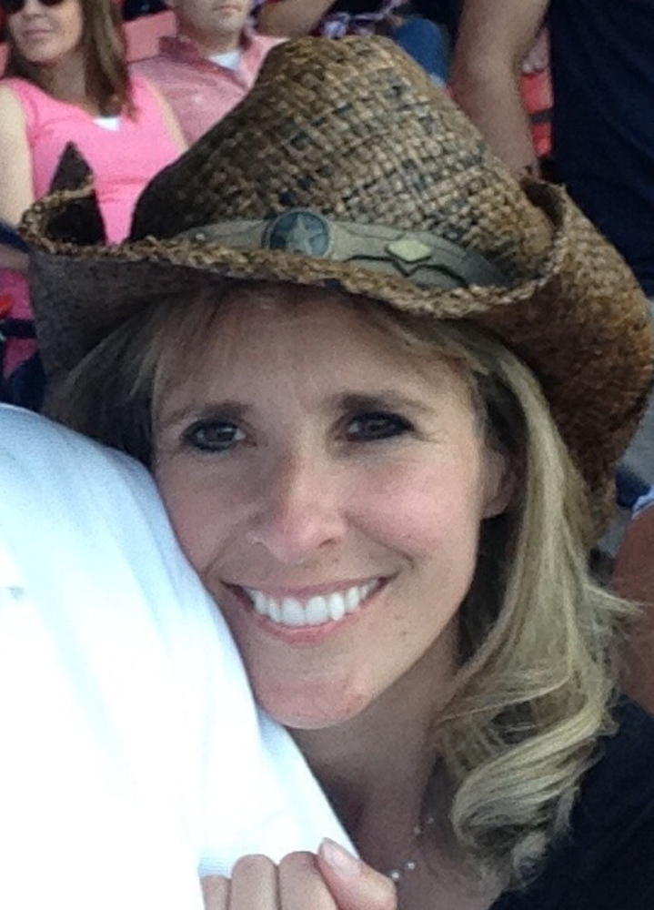 Tonya Carpenter, 44, of Paxton, Mass., who was hit by a broken bat at Fenway Park on Friday night, was upgraded to fair condition Monday at Beth Israel Deaconess Medical Center Hospital in Boston. Carpenter was hit in the head by a broken bat as she sat near the field between home plate and the third base dugout.