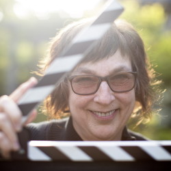 "Kate Kaminski's Bluestocking Film Series will be held July 17-18 at Space Gallery in Portland. ""We're a solution to the problem of poor representation of women in films,"" she says."
