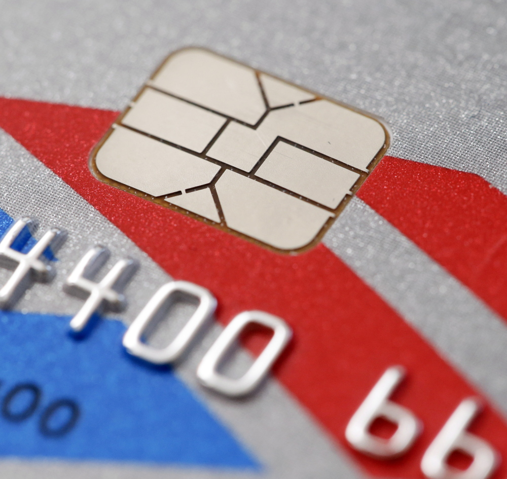 In most of the world, chip-based credit cards have already replaced magnetic-strip technology, which has been around for 50 years.