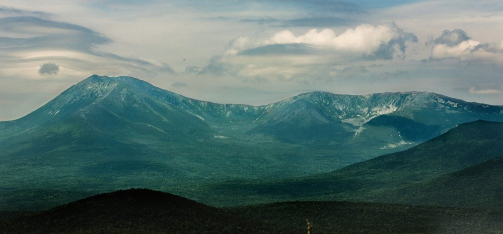 Deasey Mountain offers one of the best vantage points for seeing Mount Katahdin from the proposed Katahdin Woods and Waters National Recreation Area. Creating the recreation area and an adjacent proposed national park – an idea once roundly rejected by area residents – is drawing increasing support in the region.