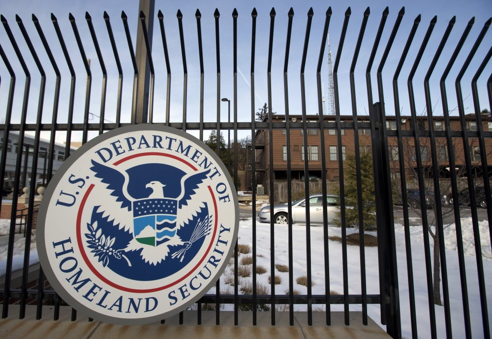 The Department of Homeland Security said on June 4 that data from the Office of Personnel Management and the Interior Department had been hacked.