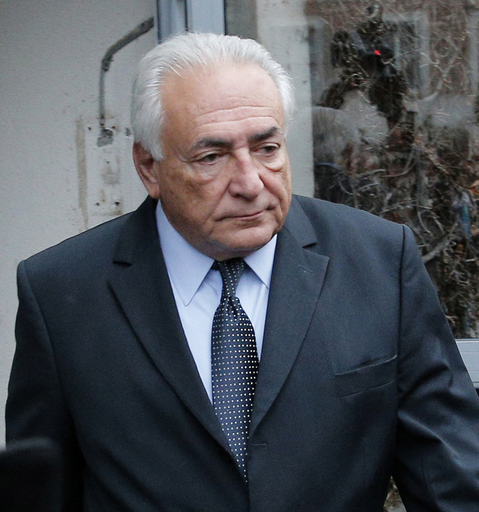 "Dominique Strauss Kahn, 66, scoffed as he was acquitted and said of his four-year legal battle, ""What a waste."""