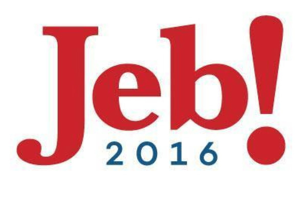 Jeb Bush is reviving his old insignia to be the symbol of his presidential campaign.