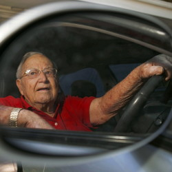Drivers over the age of 70 still have more crashes per mile than their middle-aged counterparts – but compared to people this age 20 years ago, they're more likely to survive the accidents in which they're involved.