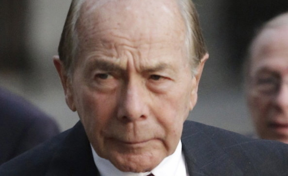 Former AIG CEO Maurice Greenberg has demanded $40 billion in damages for himself and shareholders because of a government takeover.