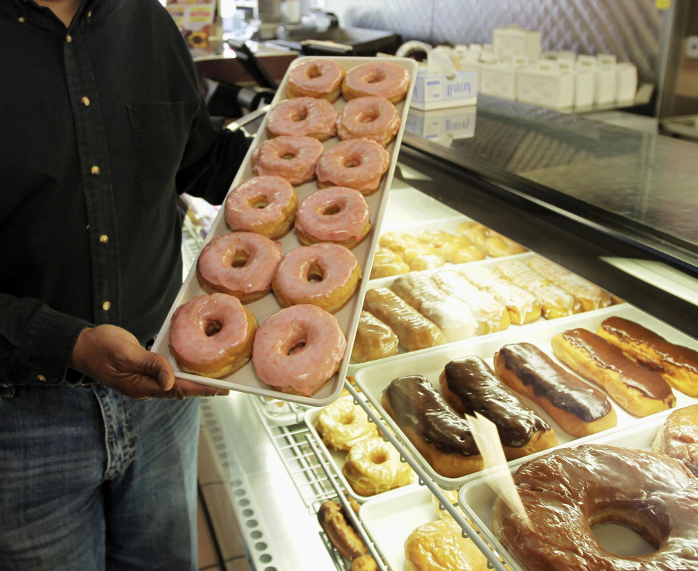A staple of the American diet, doughnuts will be among the many foods made without trans fats within three years in accordance with a White House decision.