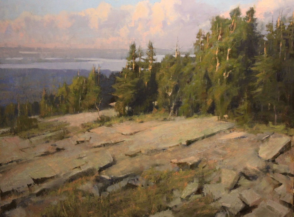 "Roger Dale Brown, ""Cadillac Mountain."""