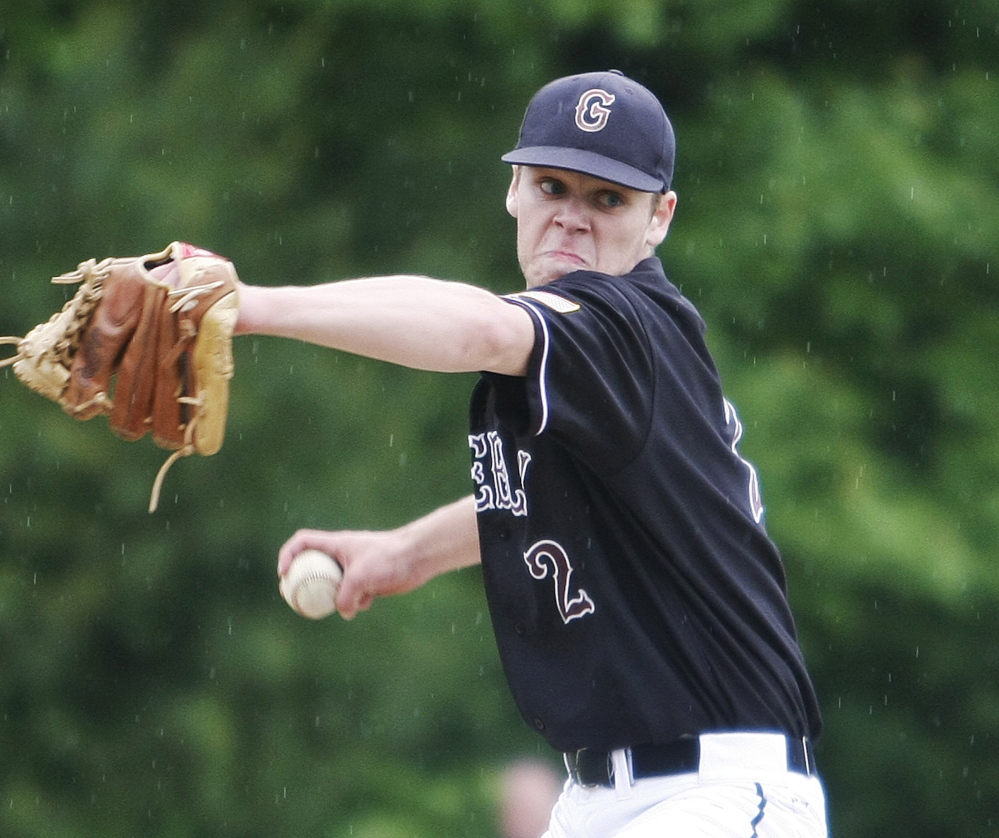 Greely ace Will Bryant, who threw a five-hitter against Cape Elizabeth in the Western Maine final on Tuesday, is eligible to pitch in the state final Saturday against Camden Hills.