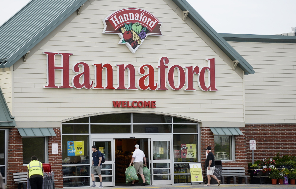 Growing Dutch Company Eats Up Maine Based Hannaford Chain