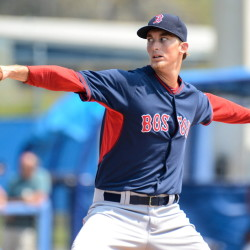 Henry Owens has shown in the last month that he's learning to master his pitches while even developing a slider, all of which eventually should find him on the mound at Fenway.