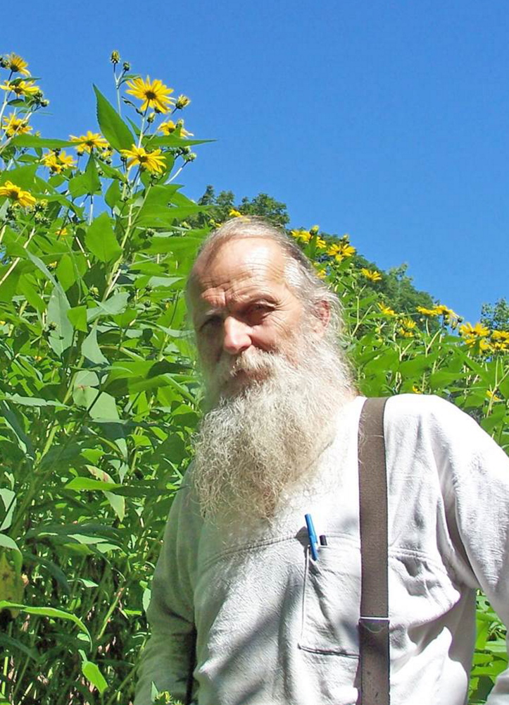 Will Bonsall's new book describes just about everything that can be grown in Maine, including groundnuts, rose hips and cattails.