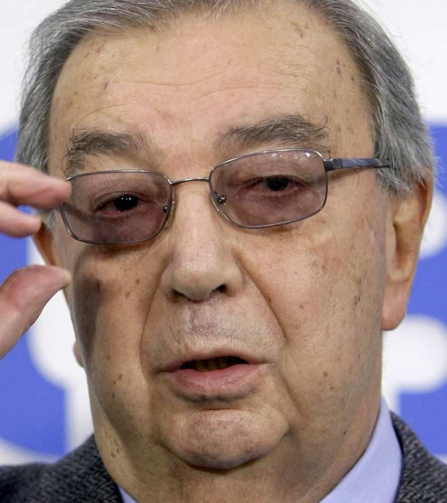 The career of former Prime Minister Yevgeny Primakov included journalism, diplomacy and spycraft.