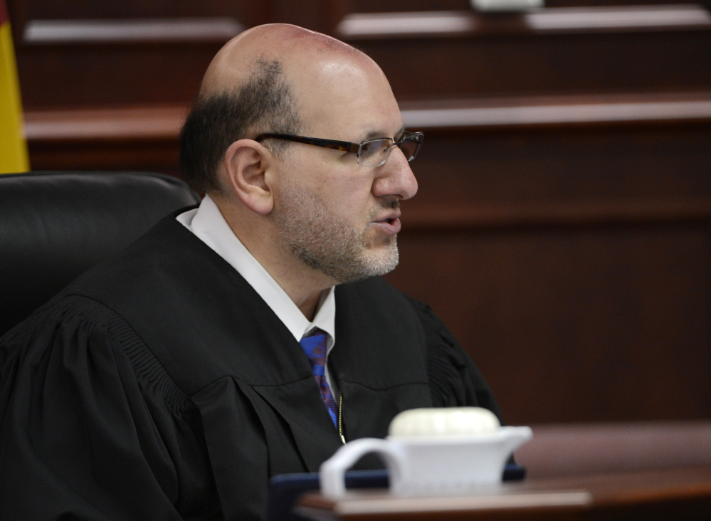 Judge Carlos A. Samour Jr. is handling the massive death penalty case in Colorado with care and foresight, according to legal experts.