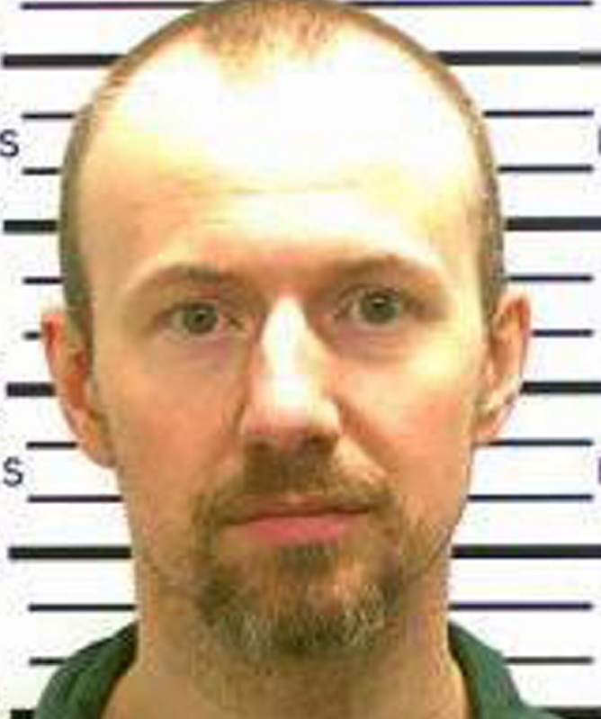 A state police sergeant on routine patrol Sunday spotted escapee David Sweat and shot him as he tried to flee.