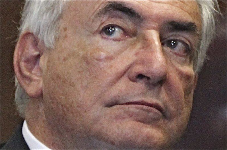 "Dominique Strauss-Kahn did not yield in his insistence that he did not know that the young women at the parties were prostitutes. He said he thought they were simply ""libertine."" The Associated Press"