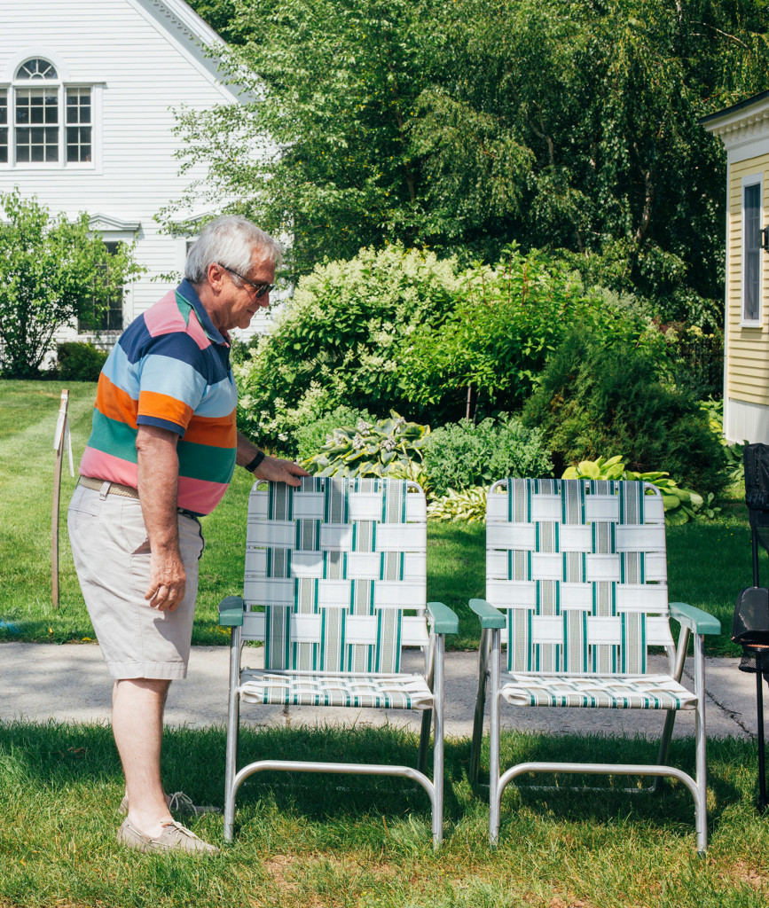 Chairs of Yarmouth are harbingers of fun Portland Press Herald