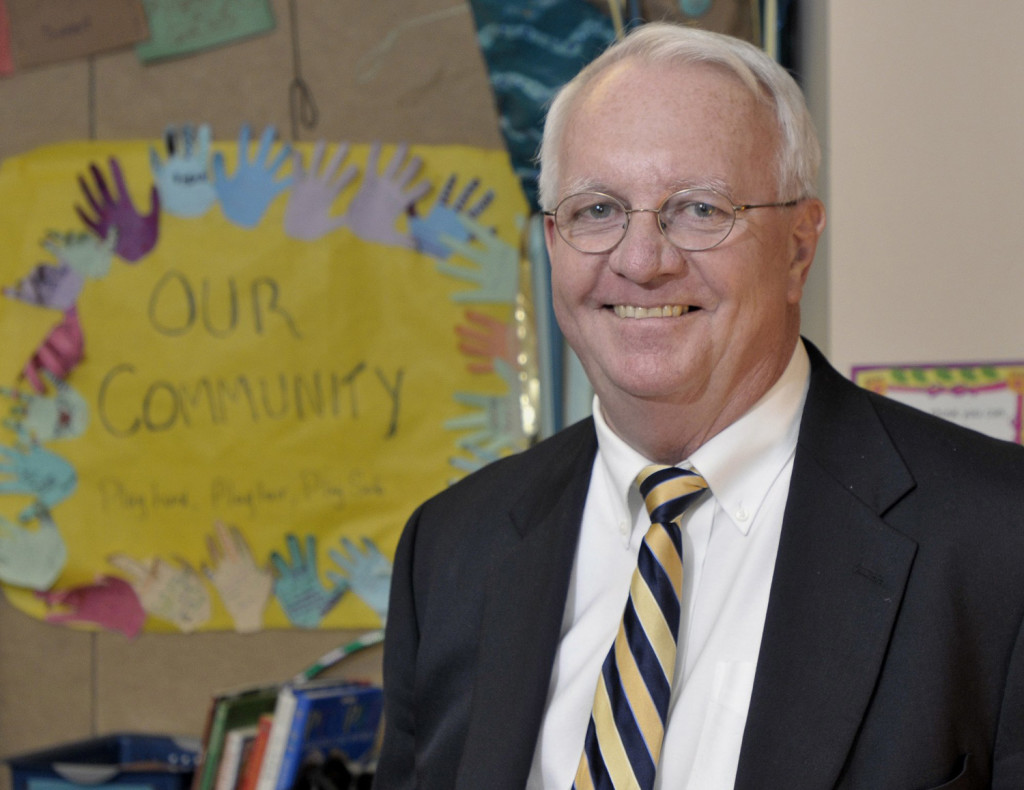 King Middle Principal Michael McCarthy is retiring.
