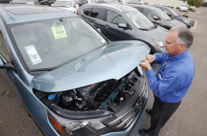 Consumers are paying record prices for cars now. In the cyclical auto industry, any sales reversal would offer consumers discounts but take steam out of the economic recovery.