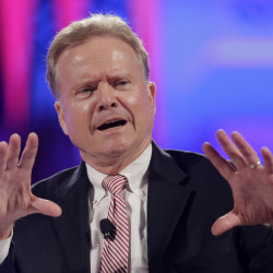 Former Virginia Sen. Jim Webb has announced his campaign for the Democratic presidential nomination.