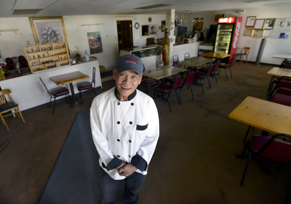 The 73-year-old chef is hoping to sell his small restaurant in Rangeley so he can retire at the end of summer. He says he doesn't consider himself a hero for his role in the Iranian hostage crisis; he says he just did what anyone would do.