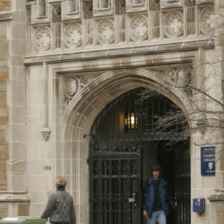 Calhoun College, one of the 12 residential colleges housing undergraduates at Yale University in New Haven, Conn., is named for John C. Calhoun, a white supremacist who graduated from Yale in 1804.