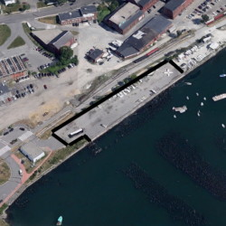 By continuing to use the Amethyst Lot (outlined in black) for parking, the city is ignoring its promise to turn the eastern waterfront parcel into a park, a reader says.