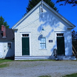 A former student at the Town House School, above, says the Kennebunkport Historical Society erred in voting to tear down the town's only remaining one-room schoolhouse.
