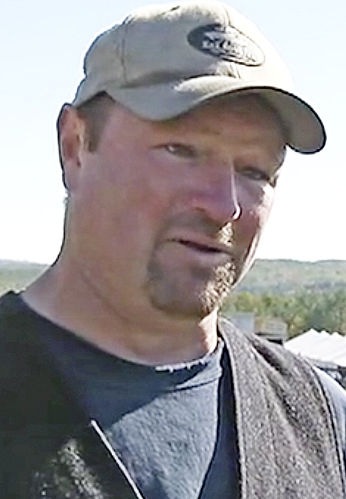 *Screen grab cannot run large in print* Peter Bolduc, owner of Harvest Hill Farms