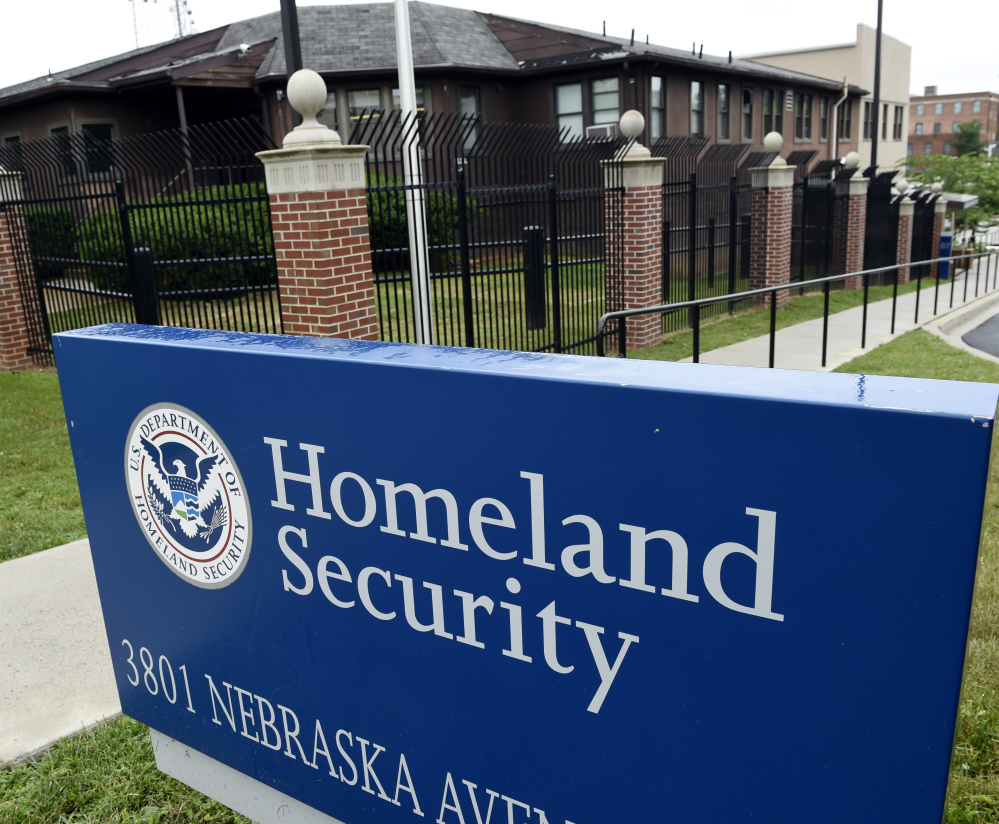 A top Homeland Security cyber official has said that the federal personnel office hackers used stolen credentials, and encryption of sensitive data would not have prevented it.